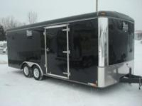 2011 UNITED 8.5 X20 ULT. ONE OWNER, LESS THAN 1000