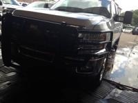 I have a 2011 & up Chevy Silverado 2500, 3500 Brush