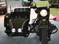 2011 Ural Patrol With 2 Wheel Drive-Year : 2011-Make :