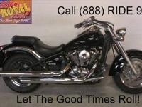 2011 Used Kawasaki Vulcan 900 For Sale-U1828 with only
