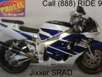 2011 used Suzuki GSXR750 crotch rocket for sale only