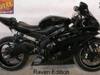 2011 Used Yamaha R6 Crotch Rocket For Sale-U1899 with