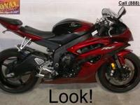 2011 Used Yamaha R6 For Sale-U1870 with only 2601