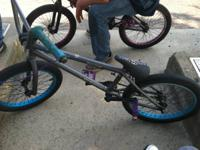 I have a 2011 Verde Prism bmx bike in fair condition.