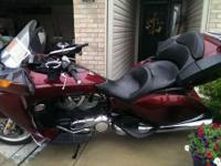 2011 Victory Vision Tour- - Loaded with ABS htd