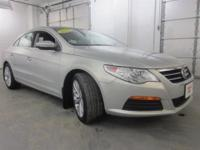 The 2011 Volkswagen CC is a stylish and upscale 2011