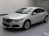 This awesome 2011 Volkswagen CC comes loaded with the