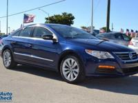 You're looking at a 2011 Volkswagen CC R-Line in