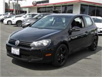 Options:  2011 Volkswagen Golf Pzev|This Vehicle Has A