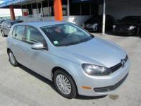 This 2011 Volkswagen Golf 4dr Hatchback features a 2.5L