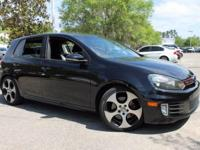 Just Traded, This 2011 Volkswagen GTI in Deep Black
