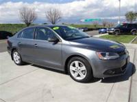 2.0L TDI Clean Diesel Turbocharged. A terrific deal in