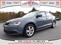 Don't let this 2011 Volkswagen Jetta SE PZEV drive away