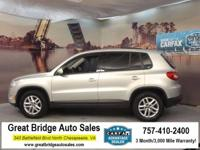 2011 Volkswagen Tiguan CARS HAVE A 150 POINT INSP, OIL