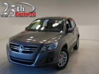 Get this amazing Tiguan 4Motion Today at this special