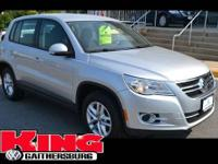 You're looking at our incredible 2011 VW Tiguan! This