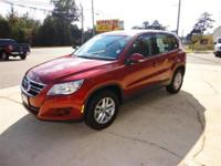 2011 Volkswagen Tiguan Sport Utility S Our Location is: