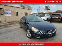 This 2011 Volvo S60 AWD is the T6 model with Tech