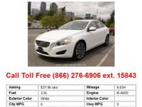 2011 Volvo S60 T6 4dr All-wheel Drive Sedan Sedan