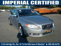 3.2L trim. ONLY 30,417 Miles! Leather, Moonroof,