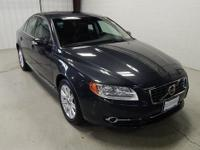 There's plenty to be said in our 2011 Volvo S80's