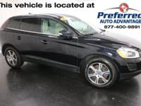 Hard to find Volvo XC 60 T6! Loaded and priced to sell!
