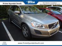 2011 Volvo XC60 T6 AWD Seashell Metallic Clean CARFAX.
