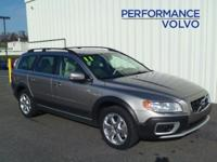 ONE OWNER!! 2011 VOLVO XC70 T6!! AWD, 4 DOOR WAGON,