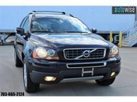 XC90 AWD, Tow Package, Third Row Seats, Cargo Cover,