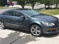 This is a 2011 VW CC Lux Plus. 2.0L Turbo. It is fully