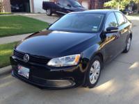 2011 VW Jetta SE for sale, black on black. Message me