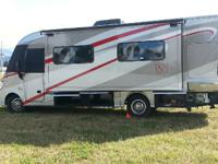 2011 Winnebago Via Series M-25R. V6 cylinder diesel