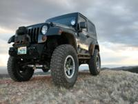 2011 Jeep Rubicon two-door, 4X4, 3.8L V6, manual 6