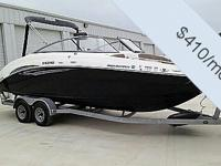 You can own this vessel for just $410 per month. Fill