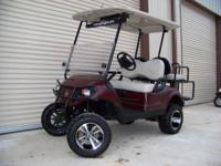2011 Yamaha Drive Custom Golf Cart -Gas-. go Buggies
