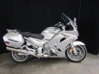 2011 Yamaha FJR1300A Long hauler...Sport ride...