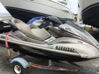 2011 Yamaha FX1800AKB Jet Ski. The best model of