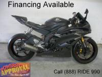 2011 Yamaha FZ6R Crotch Rocket For Sale-U1872 with only