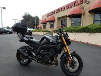 Beautiful clean title 2011 Yamaha FZ8 800cc motorcycle.