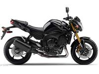 Attitude power handling and style the new FZ8 is the