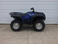 2011 Yamaha Grizzly 700 EPS is in good shape with only