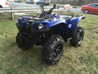 2011 YAMAHA GRIZZLY 700 with POWER STEERING comes with