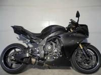 Tear up the streets on this R1 and look good doing it