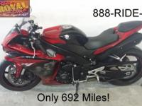 2011 Yamaha R1 - U2055 Crotch Rocket for sale with only