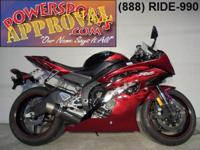 2011 Yamaha R6 Crotch Rocket for sale only $149 per