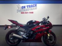 2011 Yamaha R6 Need Financing? We can get just about