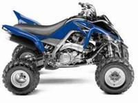 New 2011 Yamaha Raptor 700 sport atv, zero miles, full