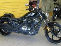 2011 Yamaha Stryker 1400, Brand new for this year! call