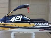2011 Superjet setup for racing or freeride. Tuned by