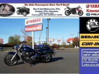 (908) 386-4148 ext.2534 The Yamaha V Star 850 features